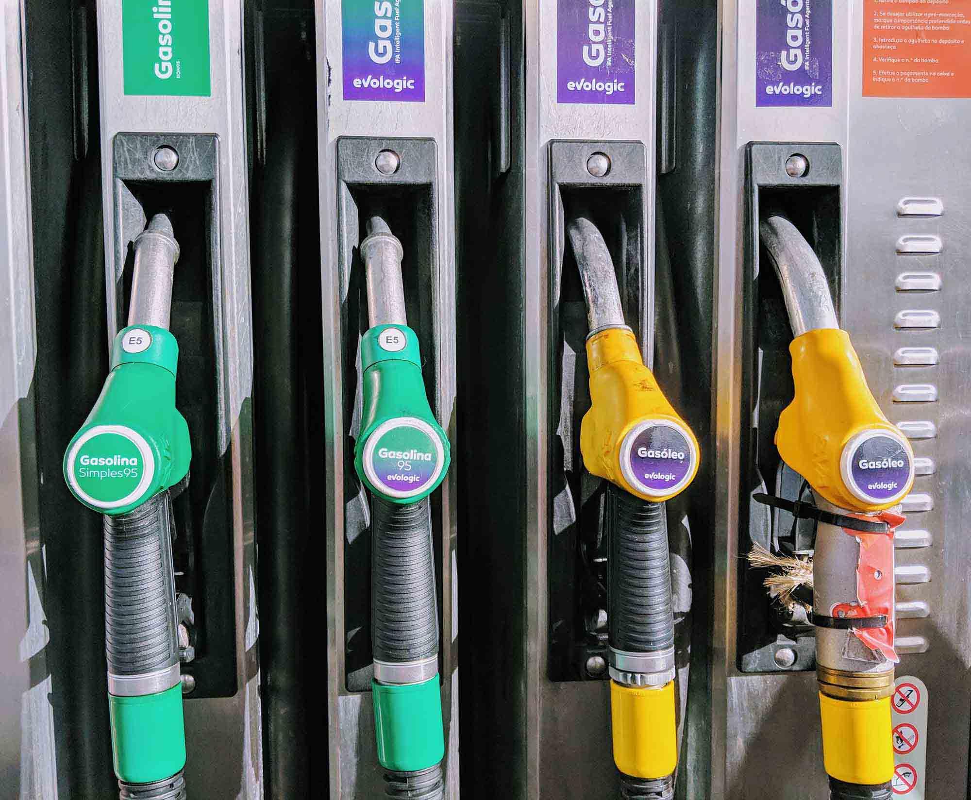 petrol pumps portugal