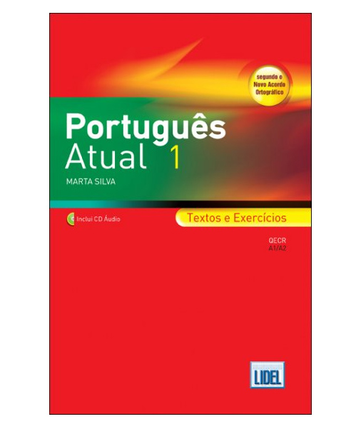 portugues atual textbook cover
