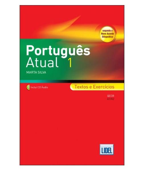 portugues atual textbook cover