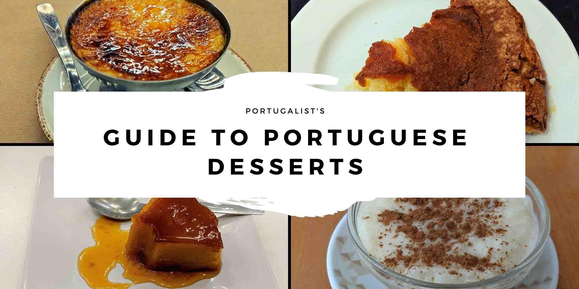 portuguese desserts header