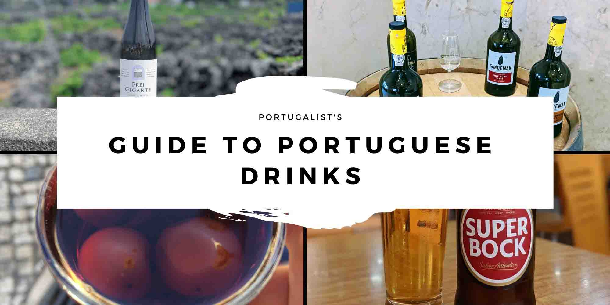 portuguese drinks header