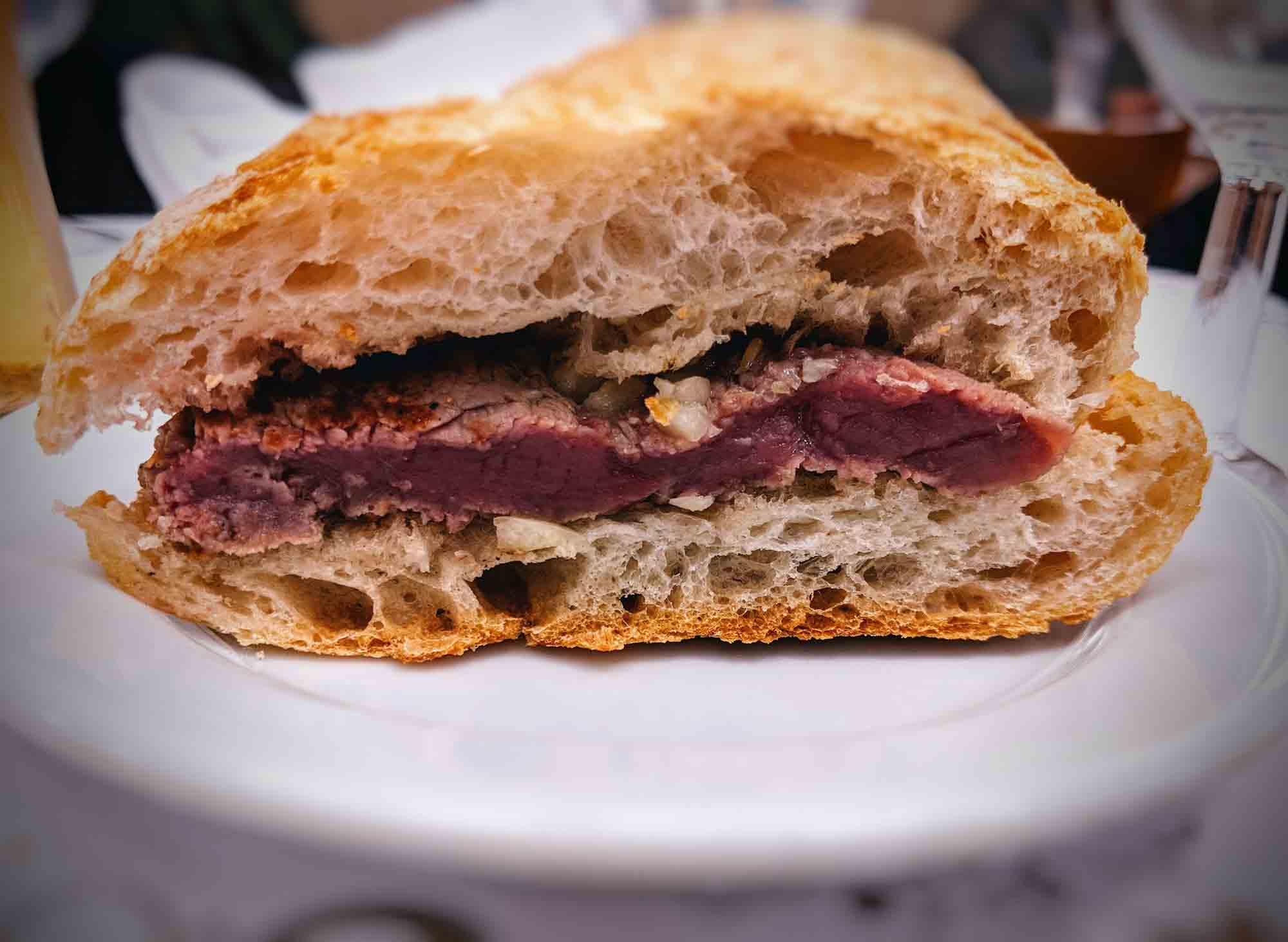 Prego sandwich