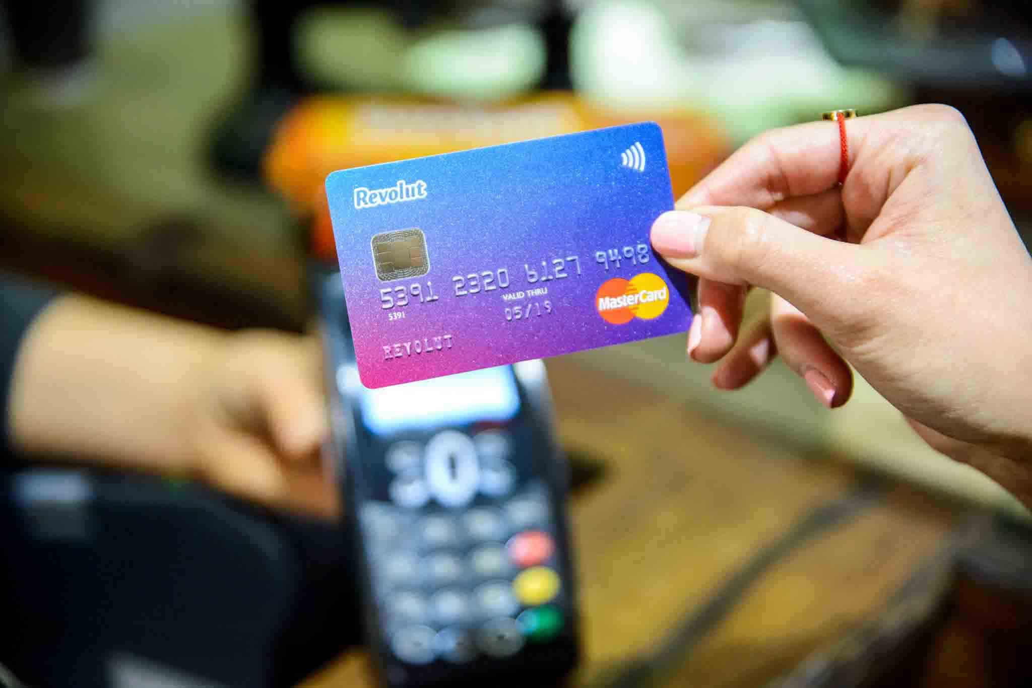 revolut payment