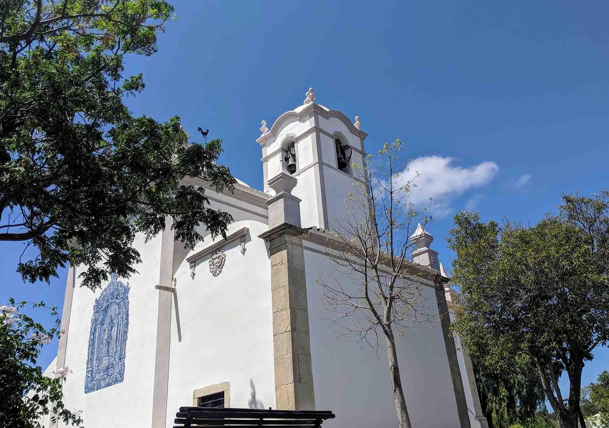 sao lourenco church exterior