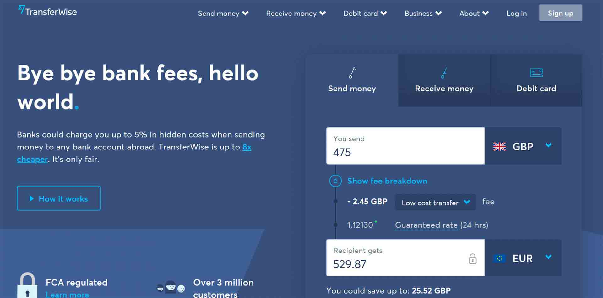 Using Transferwise To Send Money Portugal